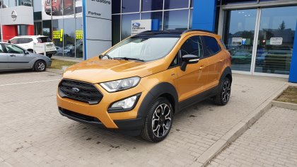 FORD EcoSport Active 2021R.
